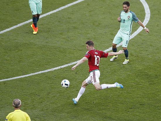 Пять самых красивых голов Евро-2016: Гера признан лучшим