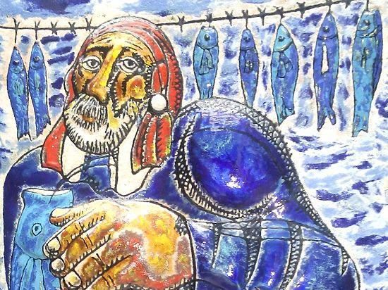 Церетели увековечил Серебряный век
