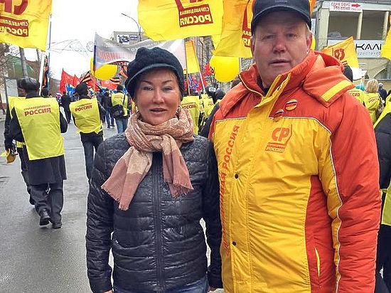 Банкир Ирина Антипина покинула «Справедливую Россию»