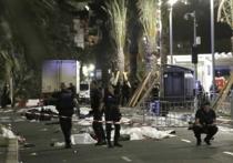 Родные Виктории Бони были в Ницце в день теракта