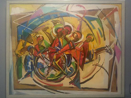 Открылась выставка художников-экспериментаторов 1920-30-х годов