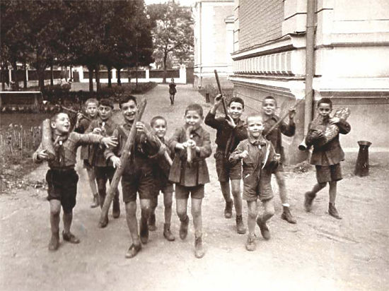 В Москве покажут детство Гражданской войны