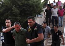 Чистка кадров в Турции: задержаны сотни генералов, тысячи полицейских уволены