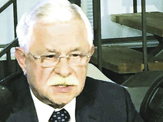 Александр Руцкой намерен обратиться в СК РФ