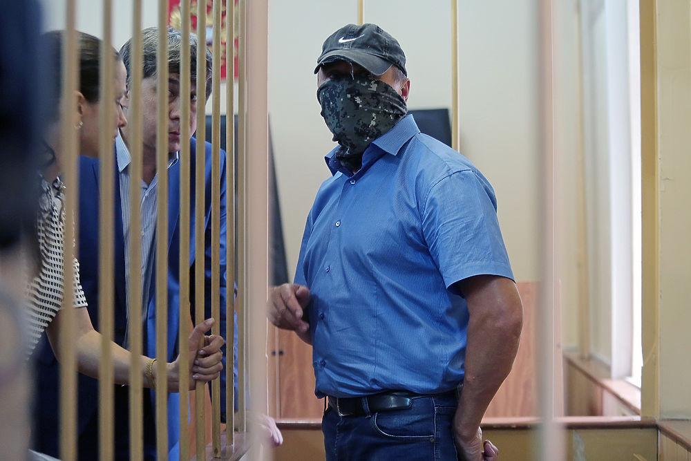 Замглавы УСБ СКР Ламонов стал фигурантом дела о покровительстве бандитам