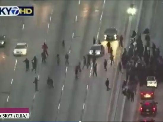 «Первый канал» выдал протесты против полиции за ловлю покемонов