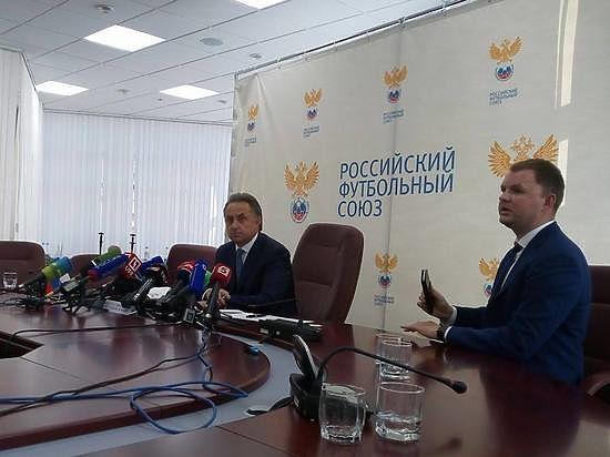 С нечистого листа: Виталий Мутко объявил о полном обновлении футбола