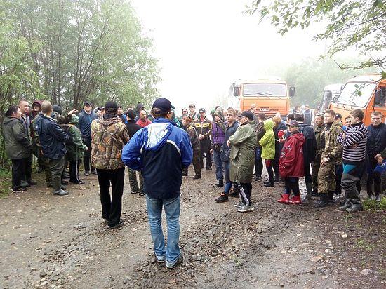 На реке в Якутии спасли почти 70 туристов