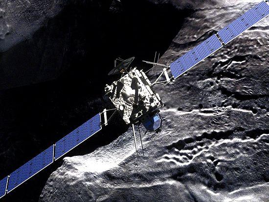 Зонд «Филы» навсегда попрощался с Землей