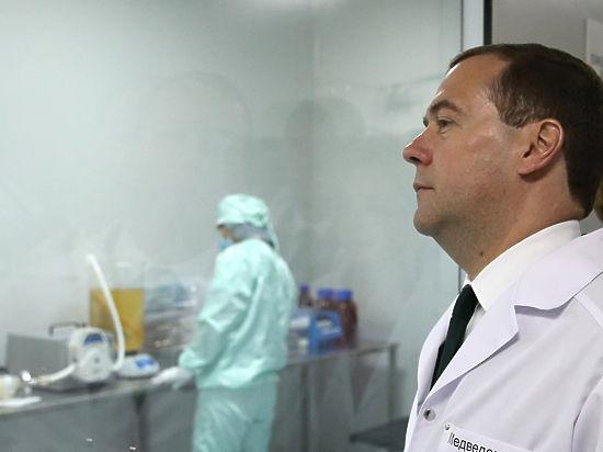 Медведев предупредил россиян об «оптимизации» социальных расходов