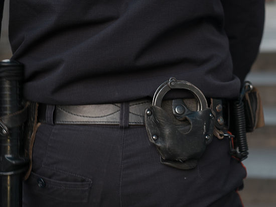 Члены банды «ГТА» сами делали себе оружие