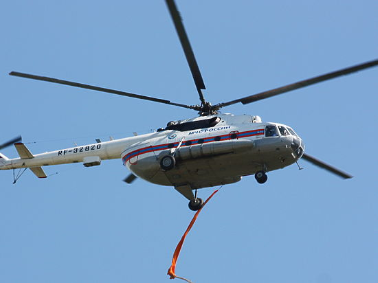 В Кузбассе нашли обломки пропавшего накануне Ан-2