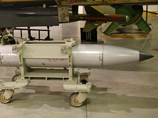 Новые ядерные бомбы США разместят на базах в Европе