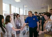 На минувшей неделе Владимир Пучков побывал на Ставрополье