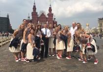 Ростовчанки рассказали о встрече олимпийской сборной с президентом
