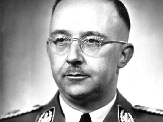 Находка в России дневников Гиммлера была засекречена несколько лет