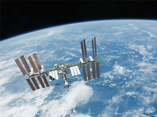На МКС открывается молочная кухня: космонавты приготовят кефир для землян