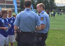 На детских футбольных состязаниях Norway Cup в Норвегии одна из ведущих российских юношеских футбольных команд подралась с командой хозяев турнира Herd