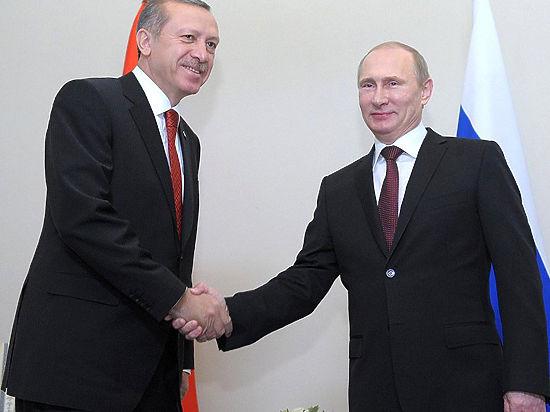 Путин и Эрдоган готовы к взаимным уступкам в Питере