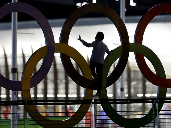 Церемония открытия Олимпийских игр-2016: онлайн-трансляция