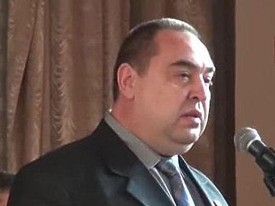 Глава ЛНР Плотницкий в аудиообращении назвал заказчиков покушения