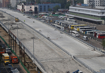 Главный транспортный долгострой столицы вышел на финишную прямую