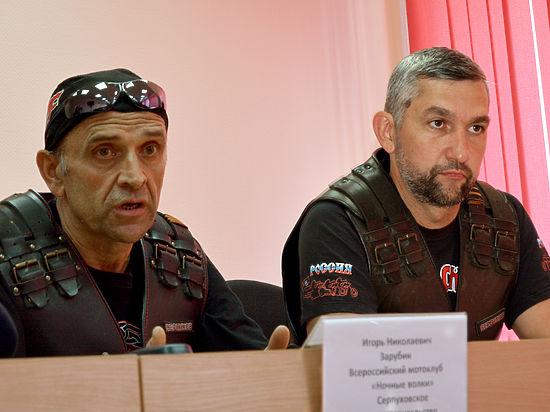 В Серпухове стало меньше мотоаварий