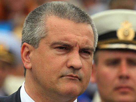 Аксенов: трупы «крымских диверсантов» нужно развесить на границе с Украиной