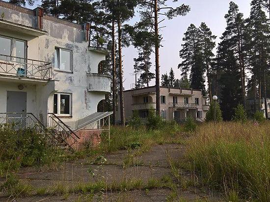 В Подмосковье появится город бездомных