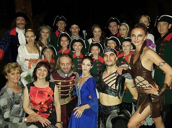 Новая постановка Омского музыкального театра