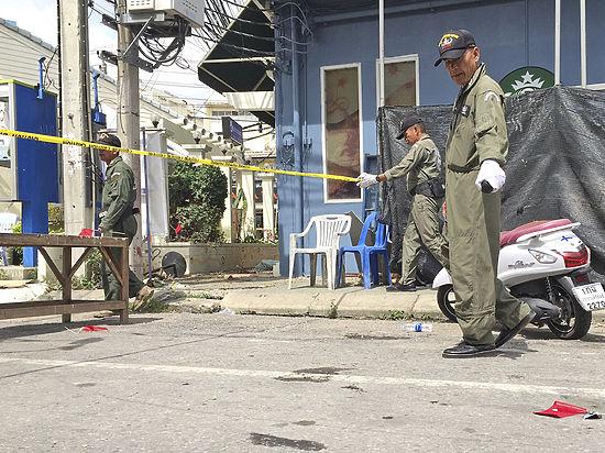 Российские туристы рассказали, как пережили взрывы в Таиланде
