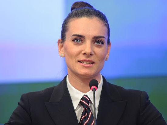 Великая спортсменка прилетела в Бразилию бороться за место в МОК