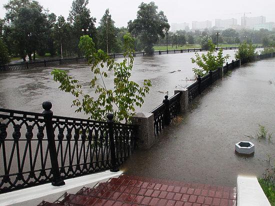 Почему во время потопа разлилась Яуза: шлюзы ни при чем