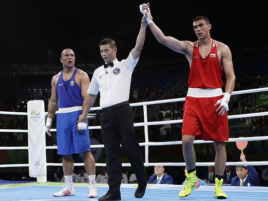 Правила бокса для олимпиады