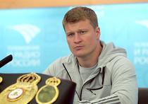 СМИ: Александра Поветкина дисквалифицировали за допинг и лишили титулов
