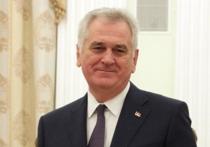 Президент Сербии Томислав Николич в ходе встречи с американским вице-президентом Джо Байденом заявил, что его страна не намерена вводить санкции против России, даже если этого требует внешняя политика Евросоюза