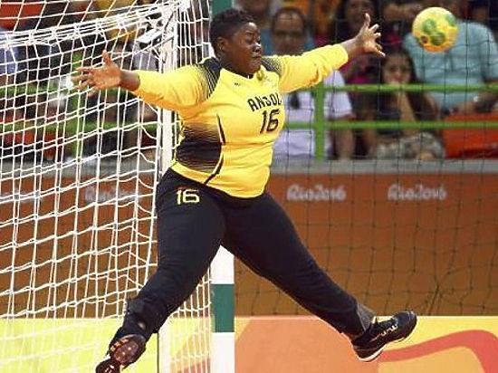 Олимпийские игры-2016: наши гандболистки пробили великую ангольскую стену