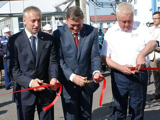СГ-транс запустил вработу новый главный корпус Тобольского филиала