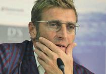 На стадионе «Открытие Арена» прошла пресс-конференция, посвященная вступлению в должность нового главного тренера «Спартака» итальянца Массимо Карреры