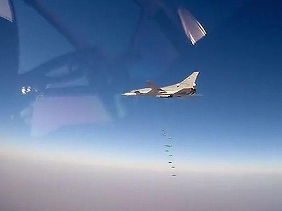 Опубликовано видео ударов: Иран и Россия будут «мочить» террористов вместе