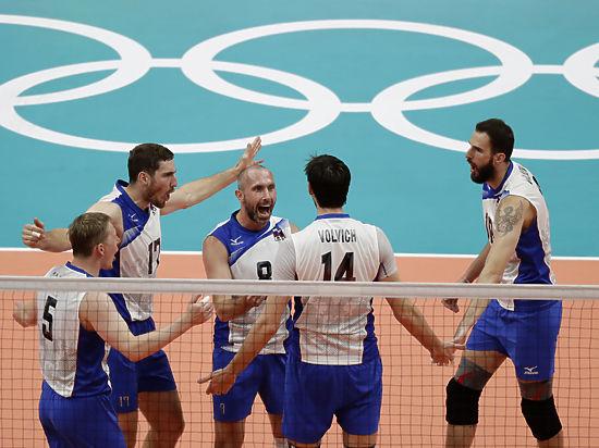 Волейбол: сборная России сыграет с Бразилией