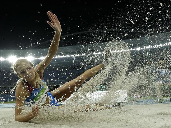 Дарья Клишина объяснила свой провал на Олимпиаде
