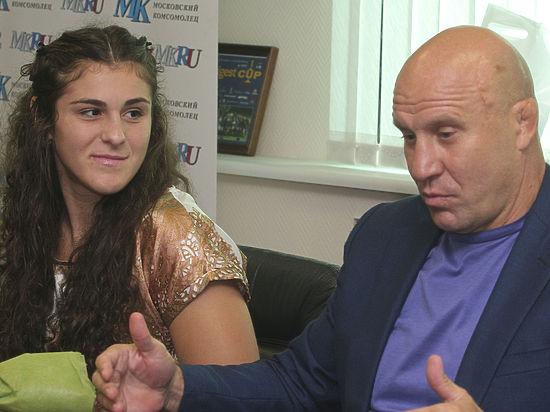 Борец Воробьева ответила спортивному чиновнику, назвавшему ее «ничтожеством»