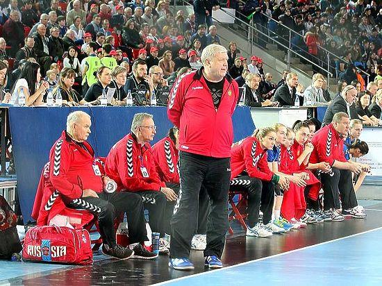 Российские гандболистки победили Норвегию и вышли в финал Олимпиады