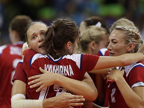 Женская сборная России победила Францию и выиграла Олимпиаду: онлайн-трансляция