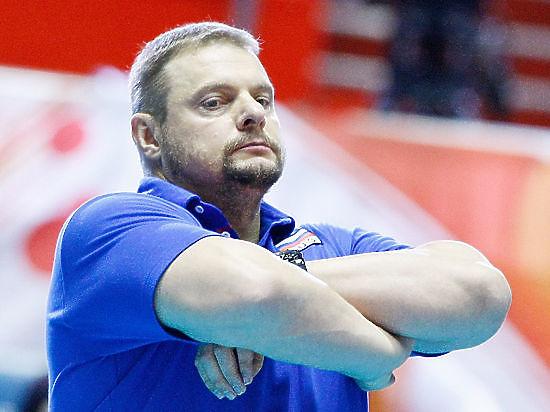 """Волейболисты России проиграли США в матче за """"бронзу"""" Олимпиады: онлайн-трансляция"""