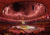 Дождь потушил олимпийский огонь: как закрывались Игры в Рио