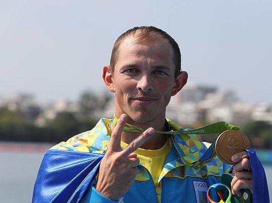 Украинский чемпион Рио хотел поместить «взорванную Москву» на свое каноэ