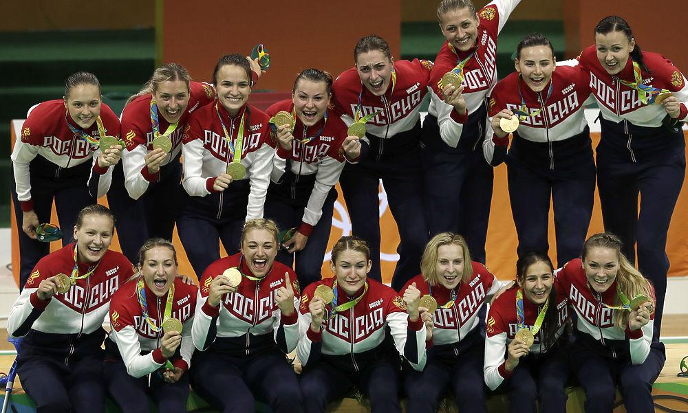Герои медального зачета России: вспоминаем золотые мгновенья Олимпиады в Рио