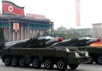 Этой ночью КНДР произвела запуск баллистической ракеты